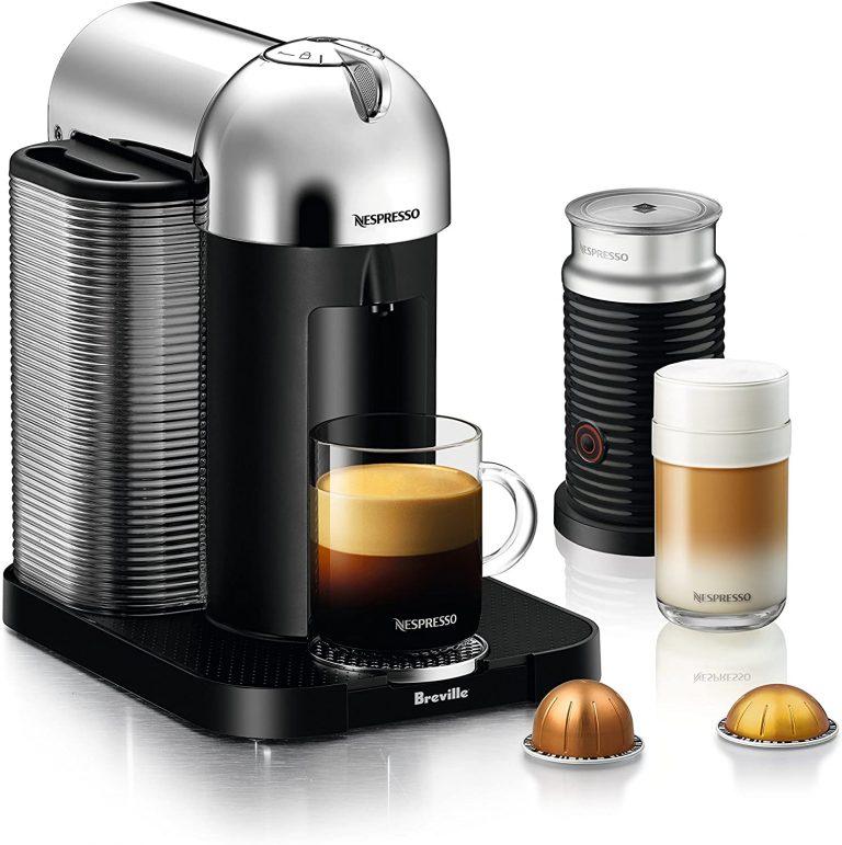 Wygraj ekspres do kawy Nespresso